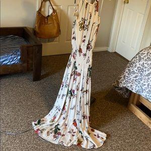 Long comfy summer dress